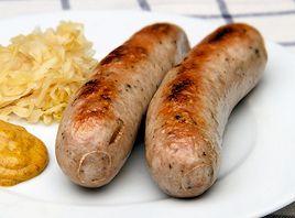 Billede af Bratwurst fra Verdens Lækreste Opskrifter
