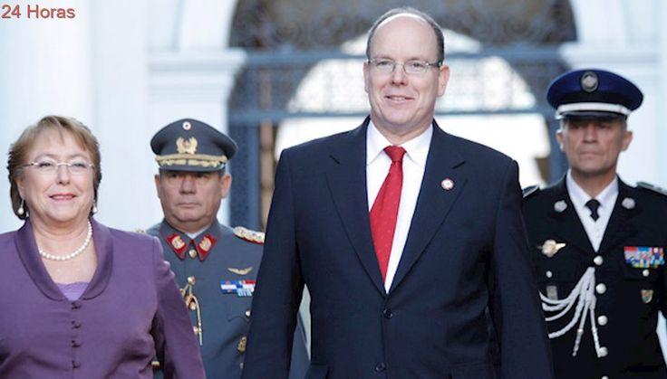 Príncipe Alberto II de Mónaco ya está en Chile para participar del cierre de IMPAC4