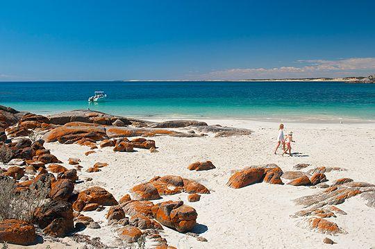 Dolphin Beach, Yorke Peninsula, South Australia