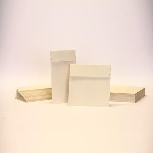 Curious Metallics WhiteGold (50-pack)