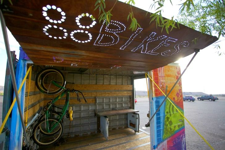   Radhaus 동부 독일의 빛나는 자전거 숍 및 저장 시설입니다 Inhabitat - 그린 디자인, 혁신, 건축, 그린 빌딩