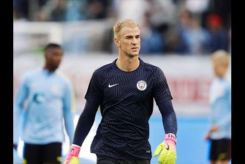 """Sudden Manchester City outcast Joe Hart has reportedly been left """"furious"""" at…"""