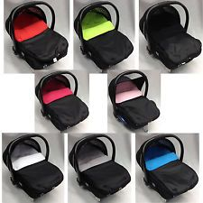 UNIVERSAL CAR SEAT FOOTMUFF/COSY TOES. JOIE CAR SEAT'S  5 X COLOURS