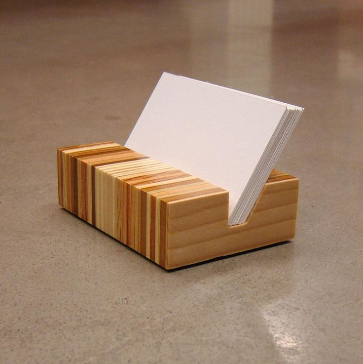 131 best business card holder images on pinterest woodworking mid century style business card holder andrews reclaimed colourmoves