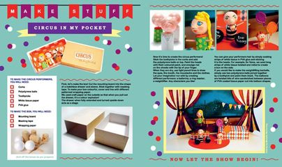 I just shared my giant matchbox template for my Circus In My Pocket craft on the blog - skip on over to http://mollymoo.ie/ to download the free template