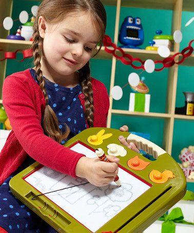 Look what I found on #zulily! Toulouse Laptrec Magnetic Drawing Board by Battat #zulilyfinds