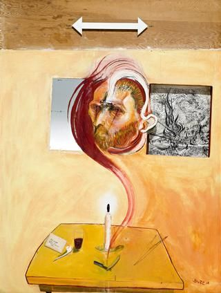 francis bacon and brett whiteley Distortion in figurative art whiteley is no francis bacon pontormo modigliani could they not draw were they caricaturists and matisse, picasso, francis bacon (by whom brett whiteley seems to have been strongly influenced), and r crumb.