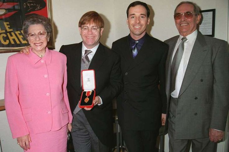JANUARY 30,  1998: Elton John receives a knighthood on British Prime Minister Tony Blair's first New Year's Eve Honours List.