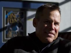 Writer Vince Flynn aims for a 'Kill Shot' against cancer http://usat.ly/wXrN8N