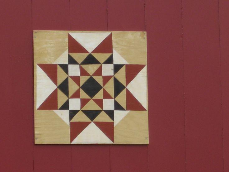 Quilt Barn Exhibit  Clinton County, Ohio