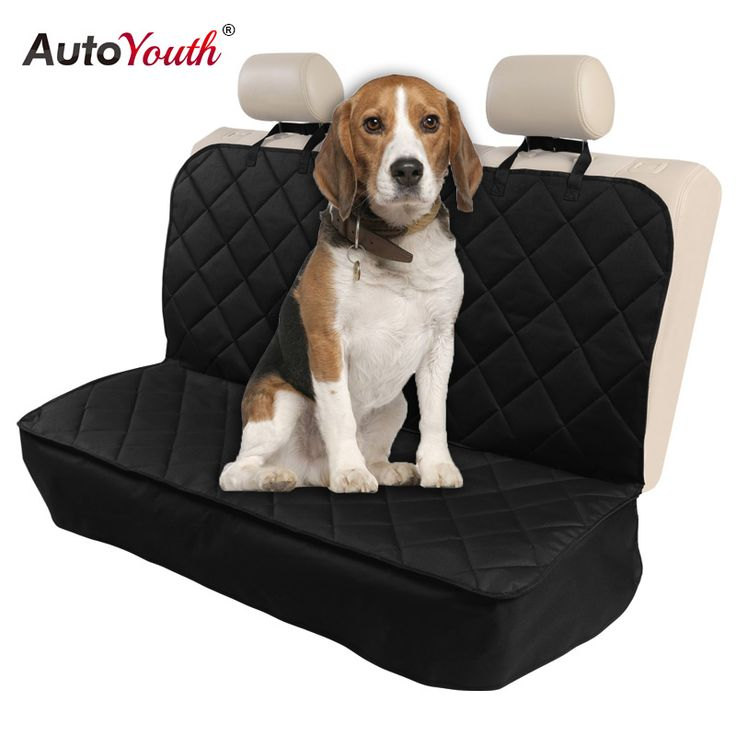 Check Discount Autoyouth Pet Seat Cover Car Seat Cover For Pets Waterproof Scratch Proof Quilted #Truck #Cover
