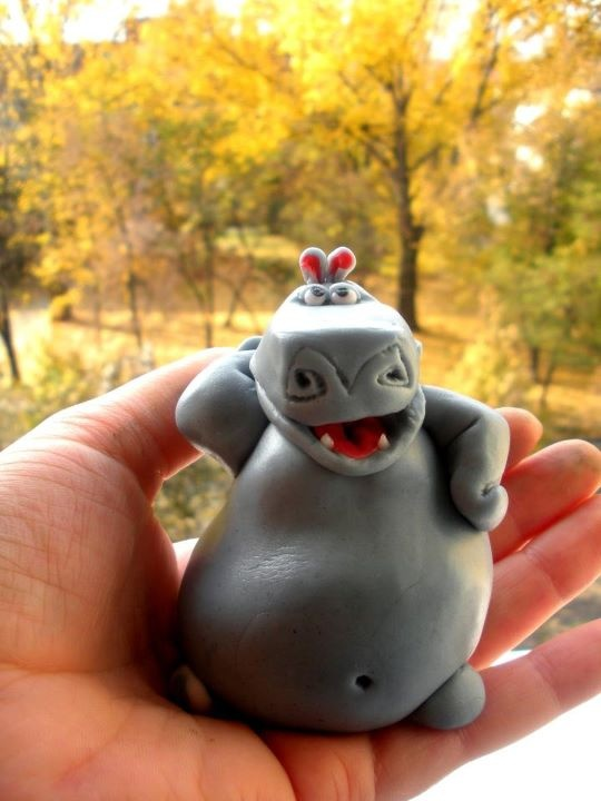 what is the frosting on wedding cakes called 27 best clay hippos images on modeling 27069