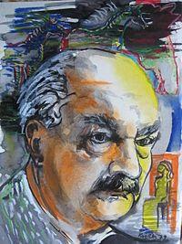 Eugeniusz Geppert (1890-1979) – polski organizator Akademii Sztuk Pięknych we Wrocławiu, która nosi dziś jego imię #art #Wroclaw