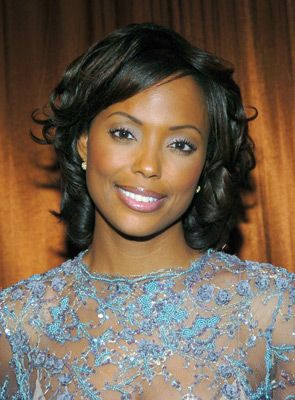 Aisha Tyler, Hollywood actress and comedienne.