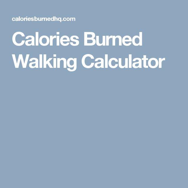 Burn More Calories Not Runnning: 17 Best Ideas About Calories Burned Walking On Pinterest