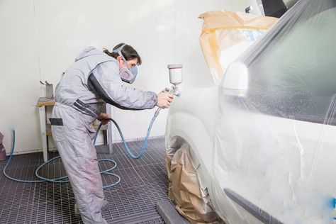 Car Respray Cost v Chipex Paint Repair System