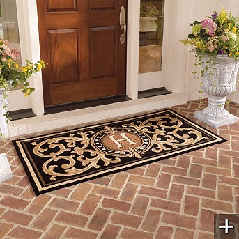 17 best images about outdoor rugs on pinterest runners for Outdoor doormats