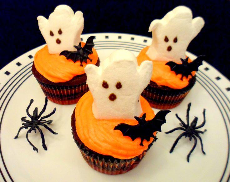 Halloween Cupcake Decorating Ideas : Halloween Cupcakes - Cupcake Decorating Ideas