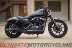 2016 Harley Iron 883 for sale