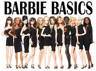 Barbie Doll,Cute Barbie Doll,Barbie Doll Ppics: Barbie Basic Colors And Syles