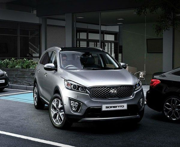 Kia Sorento 2020 Kia Sorento Mini Van New Cars