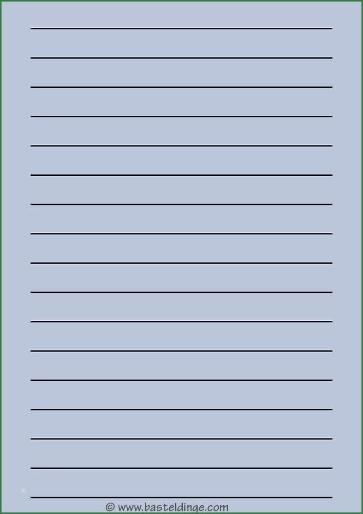 Liniertes Papier Vorlage Linienpapier Muster 11