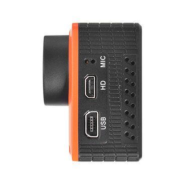 GitUp Git2 Pro 2K WiFi Action Camera 1440P Novatek 96660 Chipset IMX206 16.0MP Image Sensor Sale - Banggood.com
