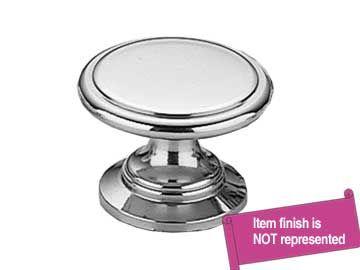 830 Omnia Chrome Cabinet Knob Product No 9160 32 26 KnobsDining Room