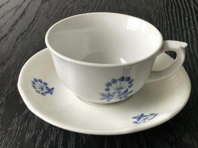 Arabia kahvikuppi, puhalluskoriste