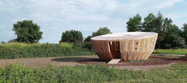 Tourner autour du Ried   Architects: StAndré-Lang Architectes  Location: 67600 Muttersholtz, France