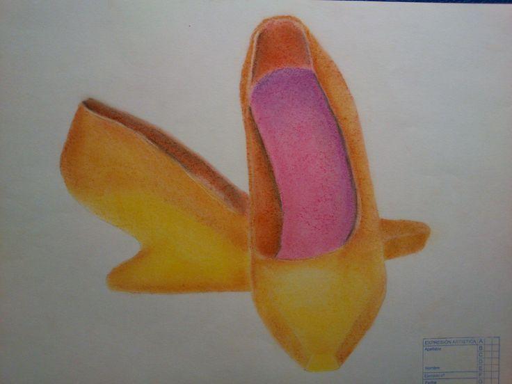 Zapatos de Karim Rashid tecnica libre (Pastel)