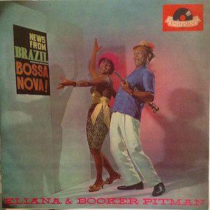 New Sound Brazil - Bossa Nova (1963) - Eliana e Booker Pittman