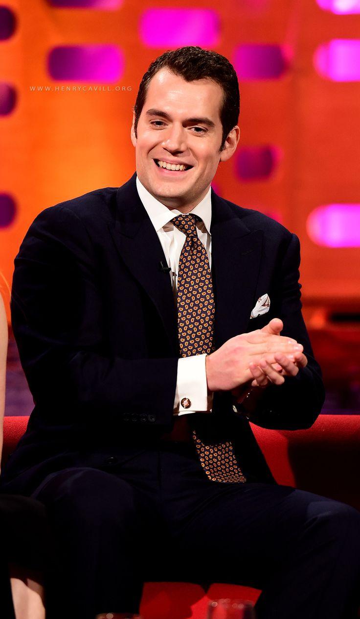 Henry Cavill News: 'Batman v Superman' Cast On 'The Graham Norton Show'