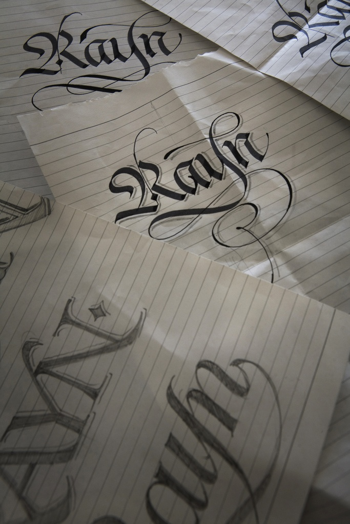#type #calligraphy #lettering #typography