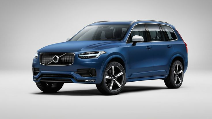 Volvo XC90 : Swedish brand not interested in beating dynamics of Porsche Cayenne - http://www.caradvice.com.au/312796/volvo-xc90-swedish-brand-not-interested-in-beating-dynamics-of-porsche-cayenne/