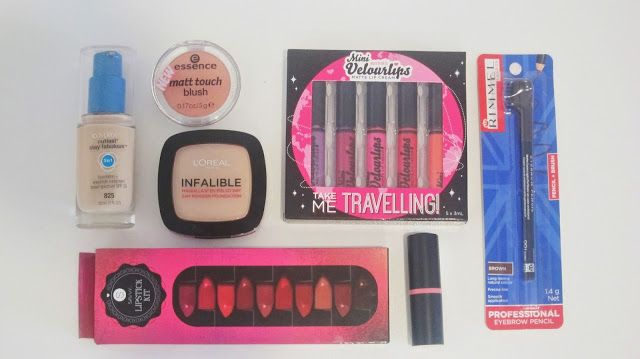Australian Makeup and Skin care: Priceline 40% off make up Haul