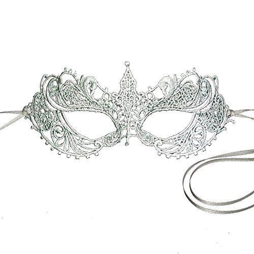 Stunning Silver All Lace Goddess Masquerade Mask Samantha... https://www.amazon.com/dp/B01C48TEF2/ref=cm_sw_r_pi_dp_80kKxbG3YQZ6Z