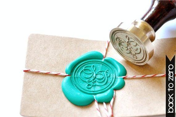Custom Wax Seal Stamp