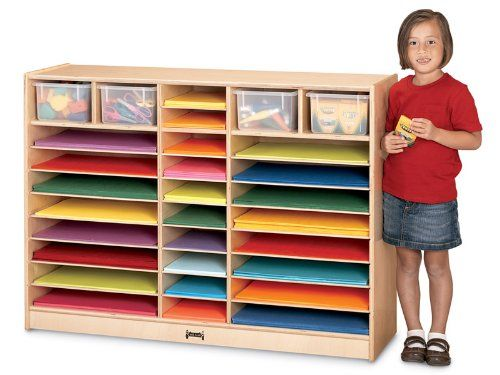 Jonti-Craft Kids Toddler Preschool Furniture Mobile Paper Center