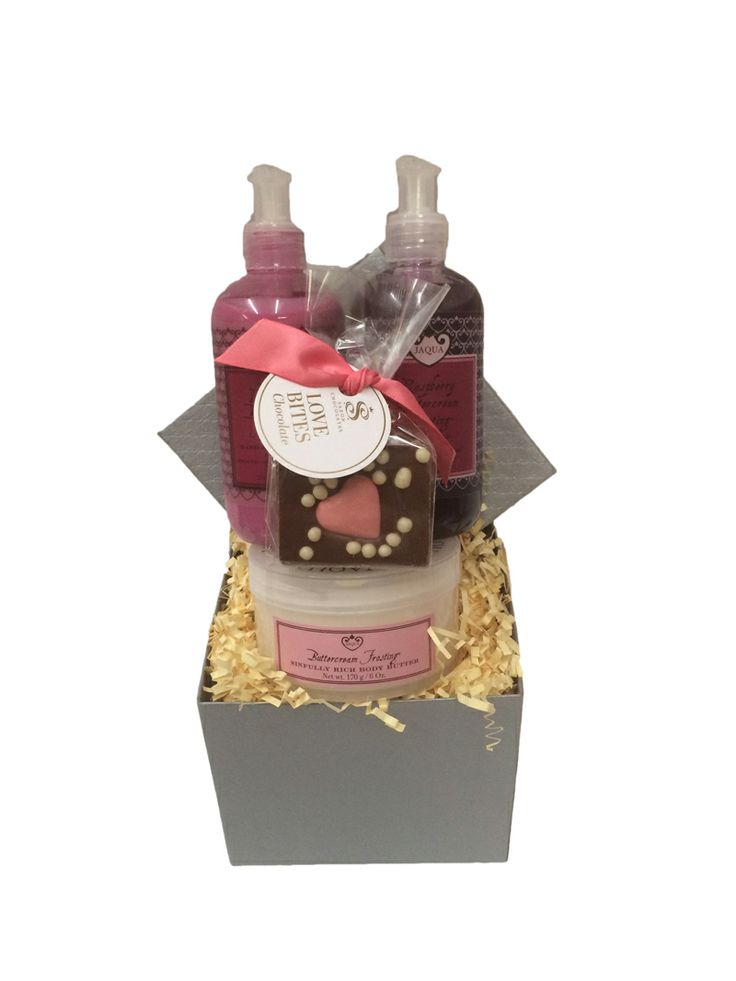 Two Blonds and a Brunete Gift Company.  Valentines Day Line up www.twobandb.com