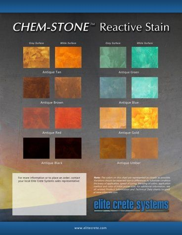 25 Best Ideas About Concrete Stain Colors On Pinterest Acid Stain Concrete Acid Stained