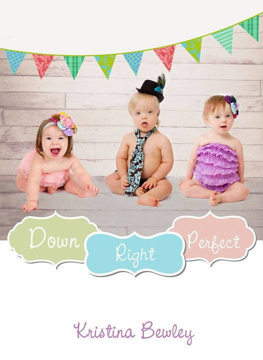 Down Right Perfect is a blog dedicated to child models with a little something extra...
