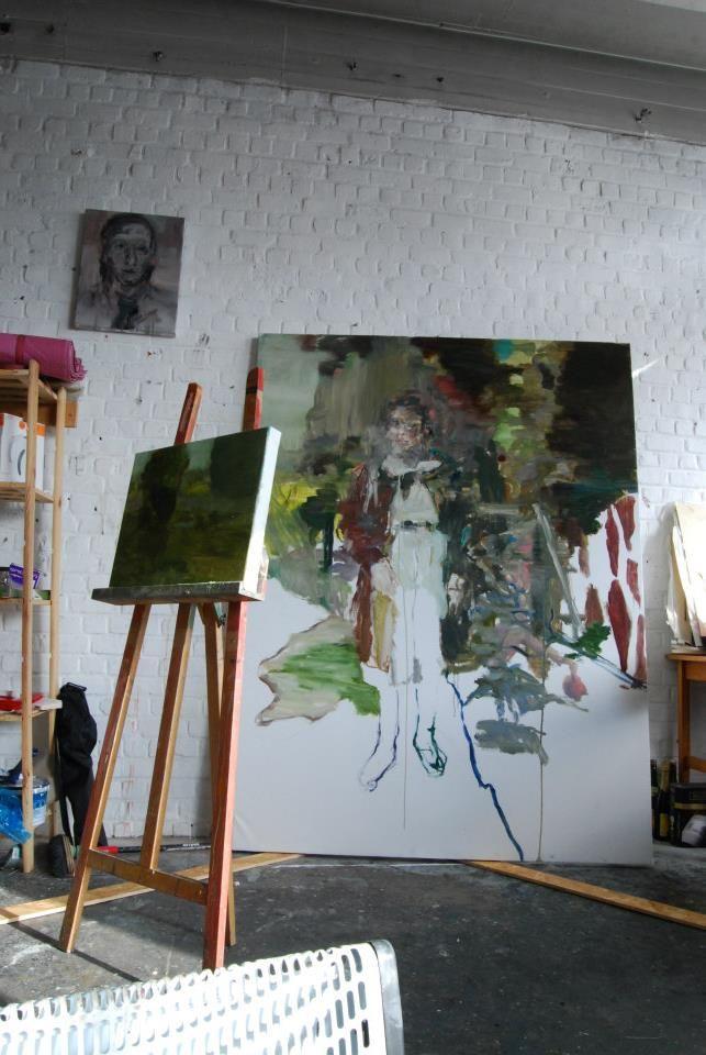 Edwige FOUVRY Dessins et peintures a