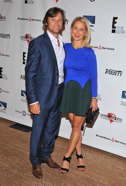 Katherine La Nasa Photos Photos - Actors Grant Show and Katherine LaNasa  attend the 12th Annual Heller Awards at The Beverly Hilton Hotel on September 19, 2013 in Beverly Hills, California. - Talent Managers Association's Heller Awards
