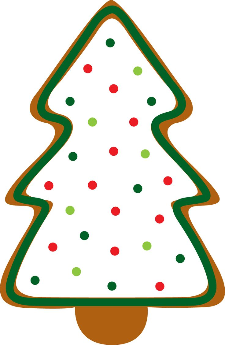 Minus Say Hello Christmas Clipart Christmas Scrapbook Christmas Tree Clipart