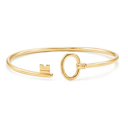 Tiffany & Co.  Wire Clésbracelet in yellow gold