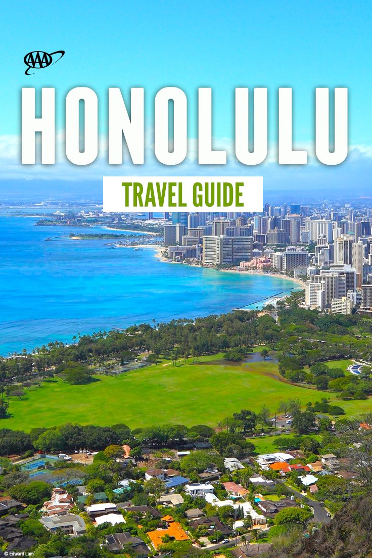 Here's the ultimate Honolulu Travel Guide. Check out the top things to do in the city including events, museums, attractions, and restaurants. Learn how to do Honolulu in 3 days from our AAA travel editors.