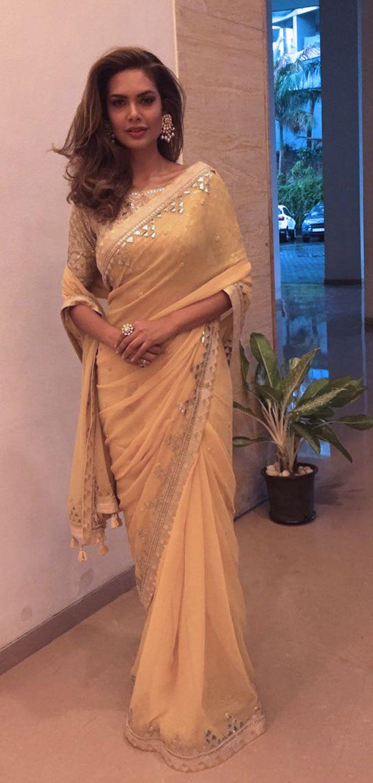 Erfreut Sari Prom Kleid Ideen - Brautkleider Ideen - bodmaslive.com