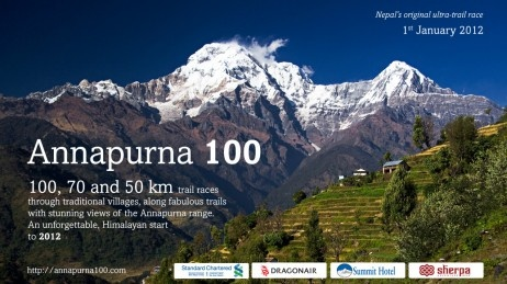 Annapurna 100 Ultra Trail Race