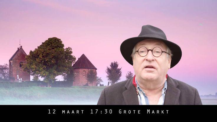 Oproep Youp van 't Hek   Ode aan Groningen